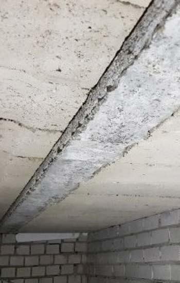 Betonnen constructievloer