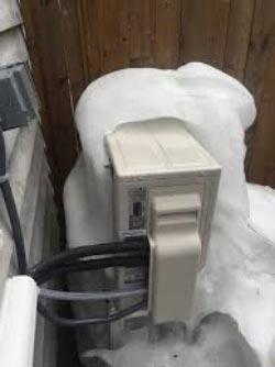 Warmtepomp winterklaar maken