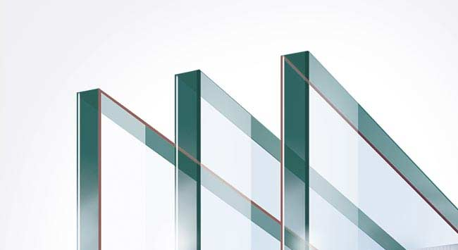Triple isolerend glas