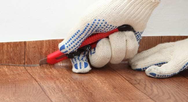 Kan marmoleum of linoleum op vloerverwarming?