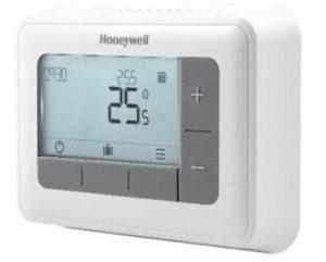 Modulerende thermostaat om modulerende cv-ketel te regelen