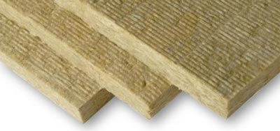 Steenwol isolatieplaten