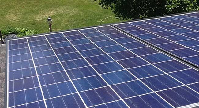 Heb je een vergunning voor zonnepanelen nodig?