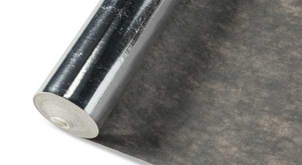 Ondervloer voor laminaat geschikt voor onder vloerverwarming