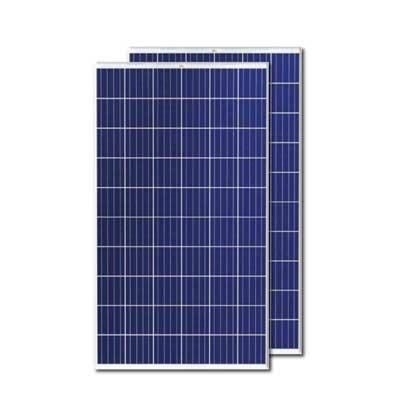 Wat zijn polykristallijn PV-panelen?
