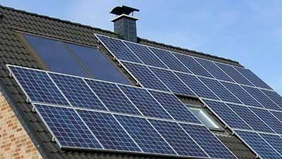 Zonnepanelen voor een energieneutraal huis
